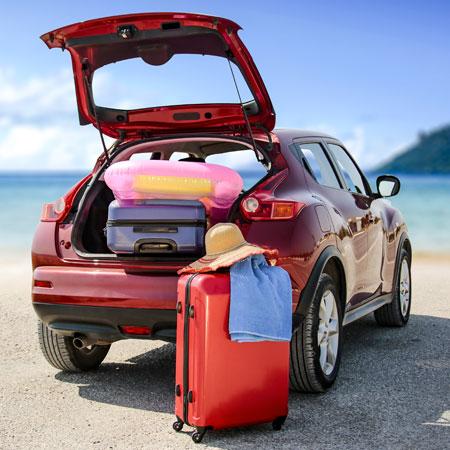 car-upcoming-vacation